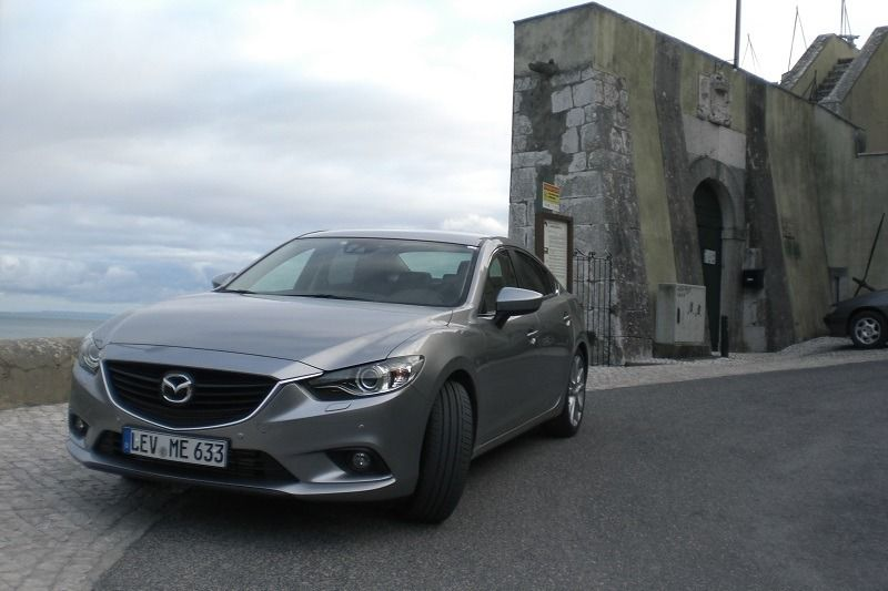 Mazda 6 Front