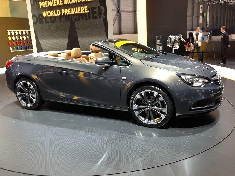 Das neue Cabrio aus dem Haus Opel - Der Cascada