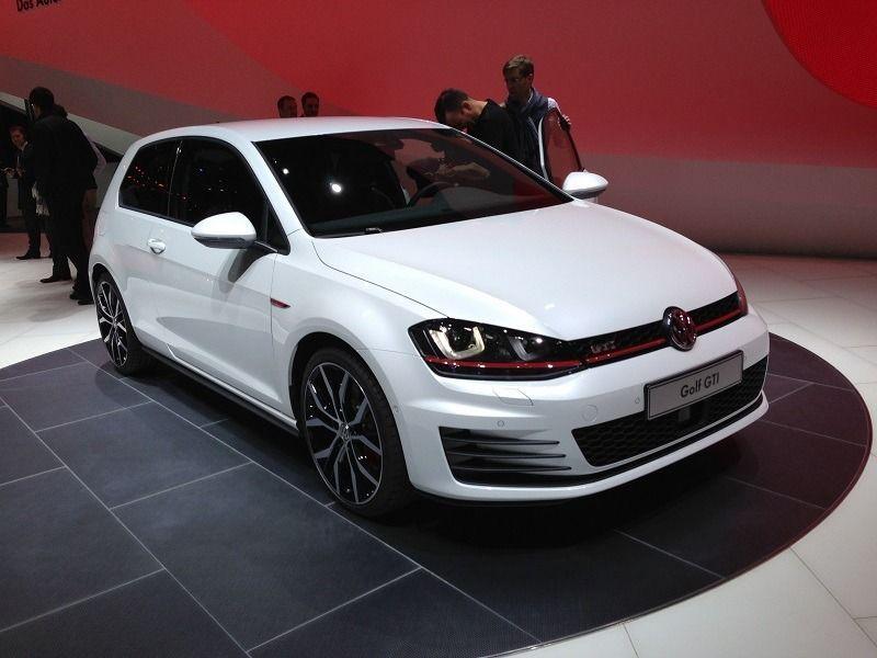 Taufrisch - Der neue Golf GTI