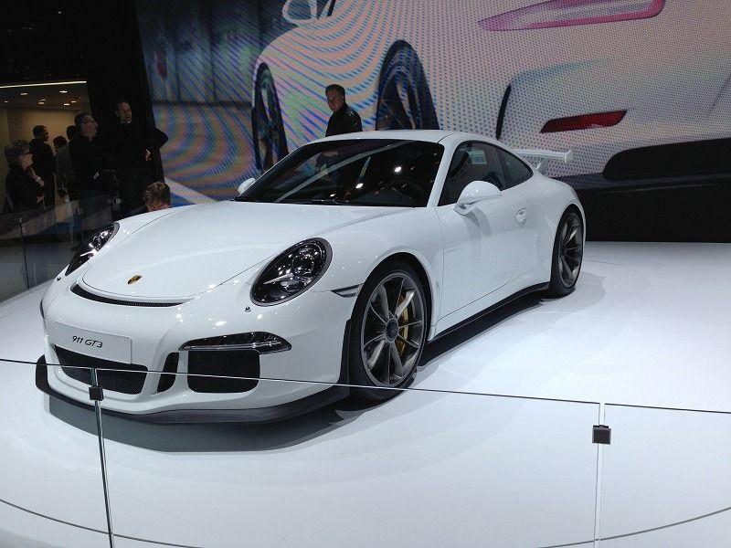 Porsche - Purer Sportler, der GT3