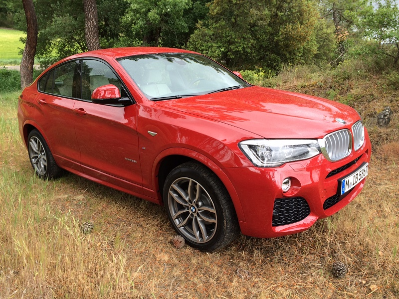 X4 Front