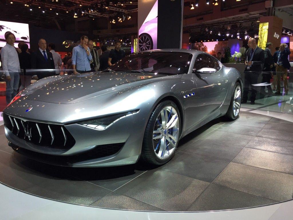 Chice Maserati Studie