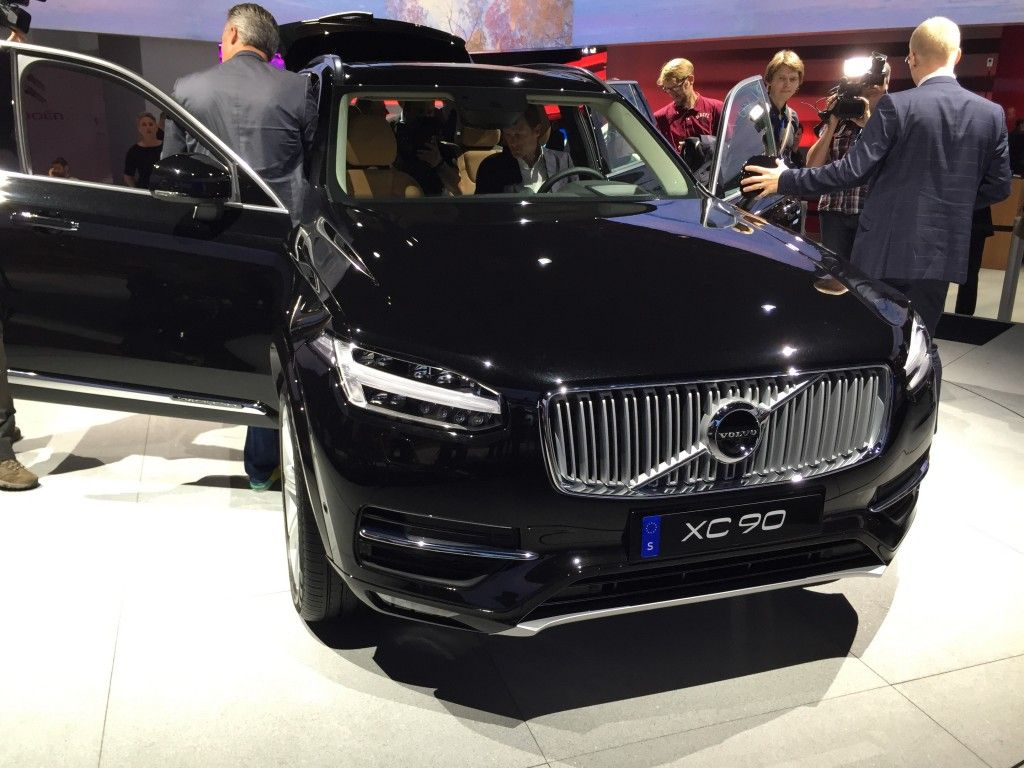Volvo - Sehnlichst erwartet, der neue XC 90