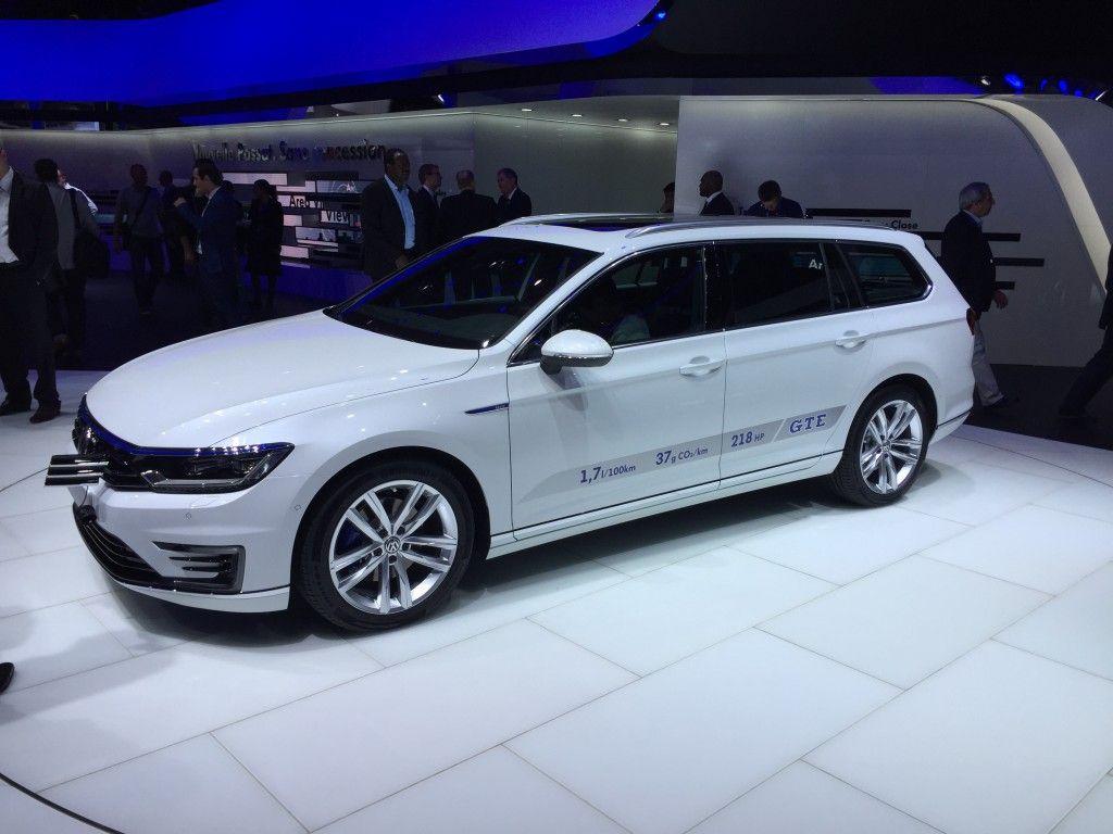 VW - Die neue Bussinesklasse - Der Passat