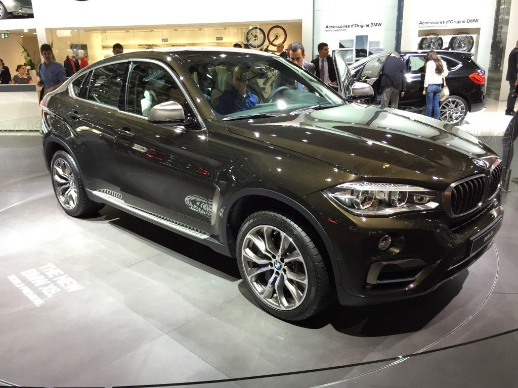BMW X6 nach dem Facelift