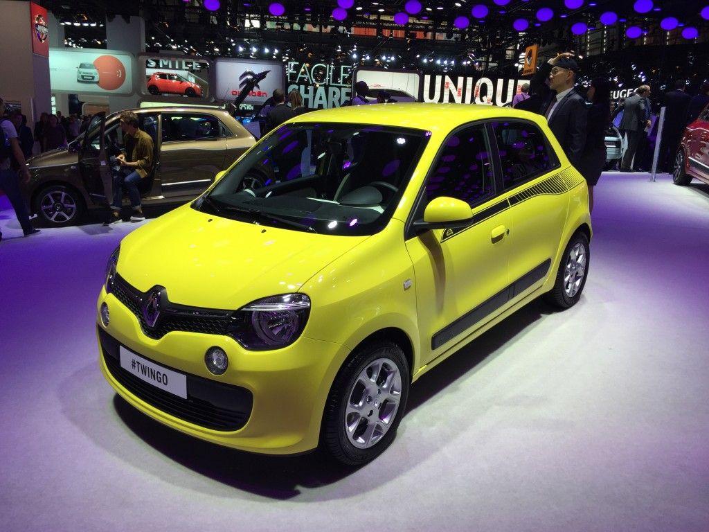 Renault Twingo - smart auf Französisch