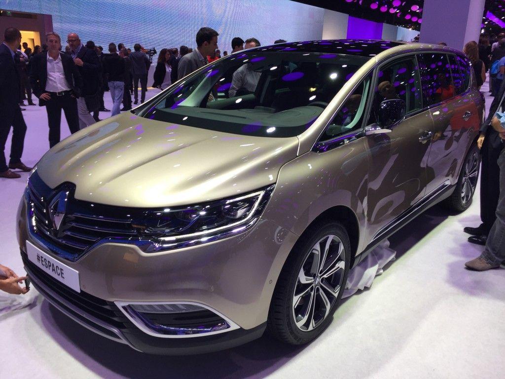 Renault - Espace neu definiert