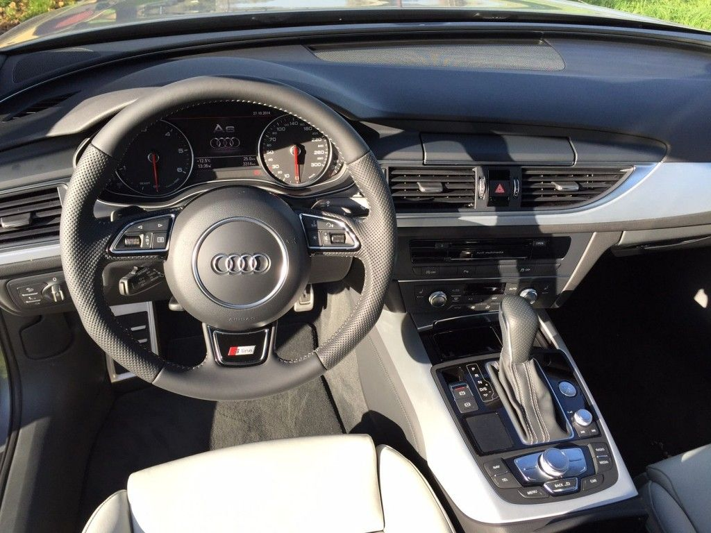 Audi A6 - Innenraum