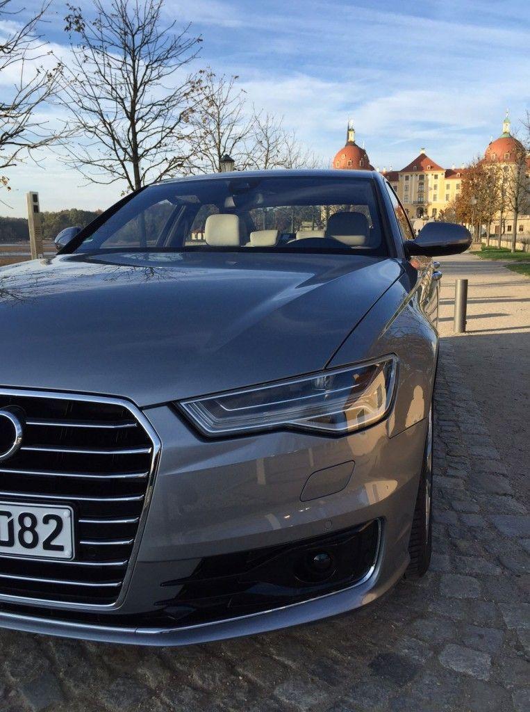 Audi A6 - Rechte Seite