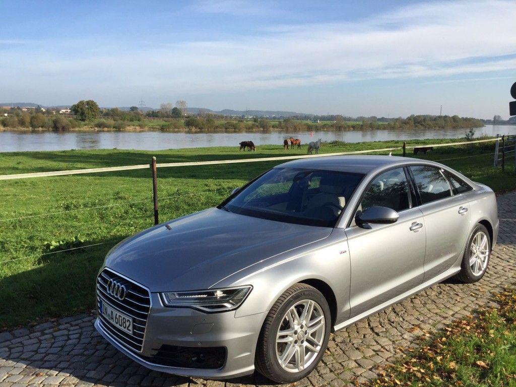 Audi A6 - Seite