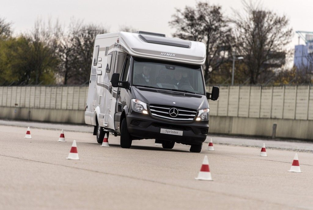 Mercedes-Benz / Hymer Innovationstag