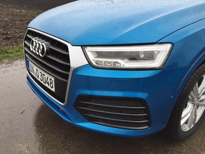 Q3 Front Grill