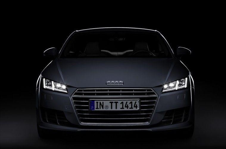 Matrix Led Scheinwerfer Und Laserlicht Audi Mit
