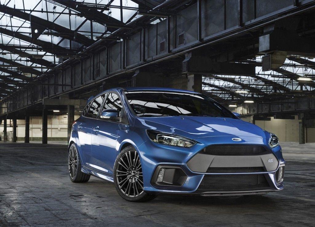 Ford Focus RS 2015 Vorne Seite