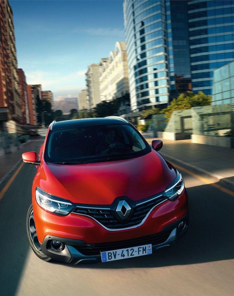 Renault Kadjar - Front