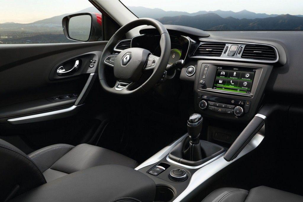 Renault Kadjar - Innenraum