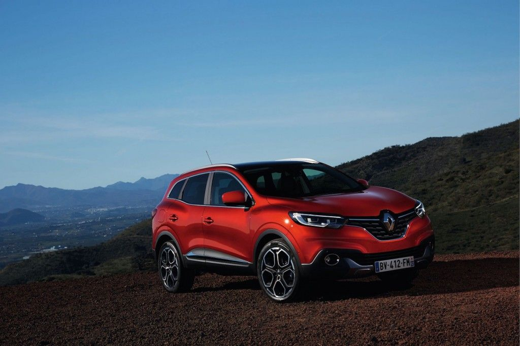 Renault Kadjar - Seite