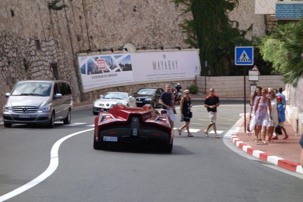 Spada Codatronca Monza in Monaco