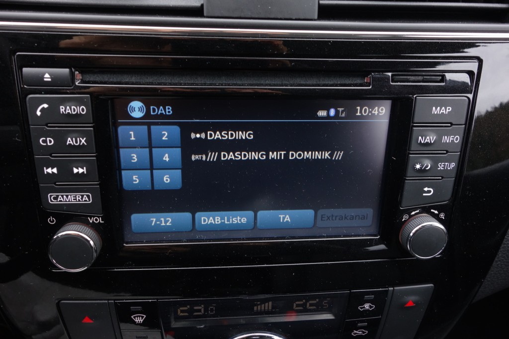 Nissan Pulsar Radio Tekna