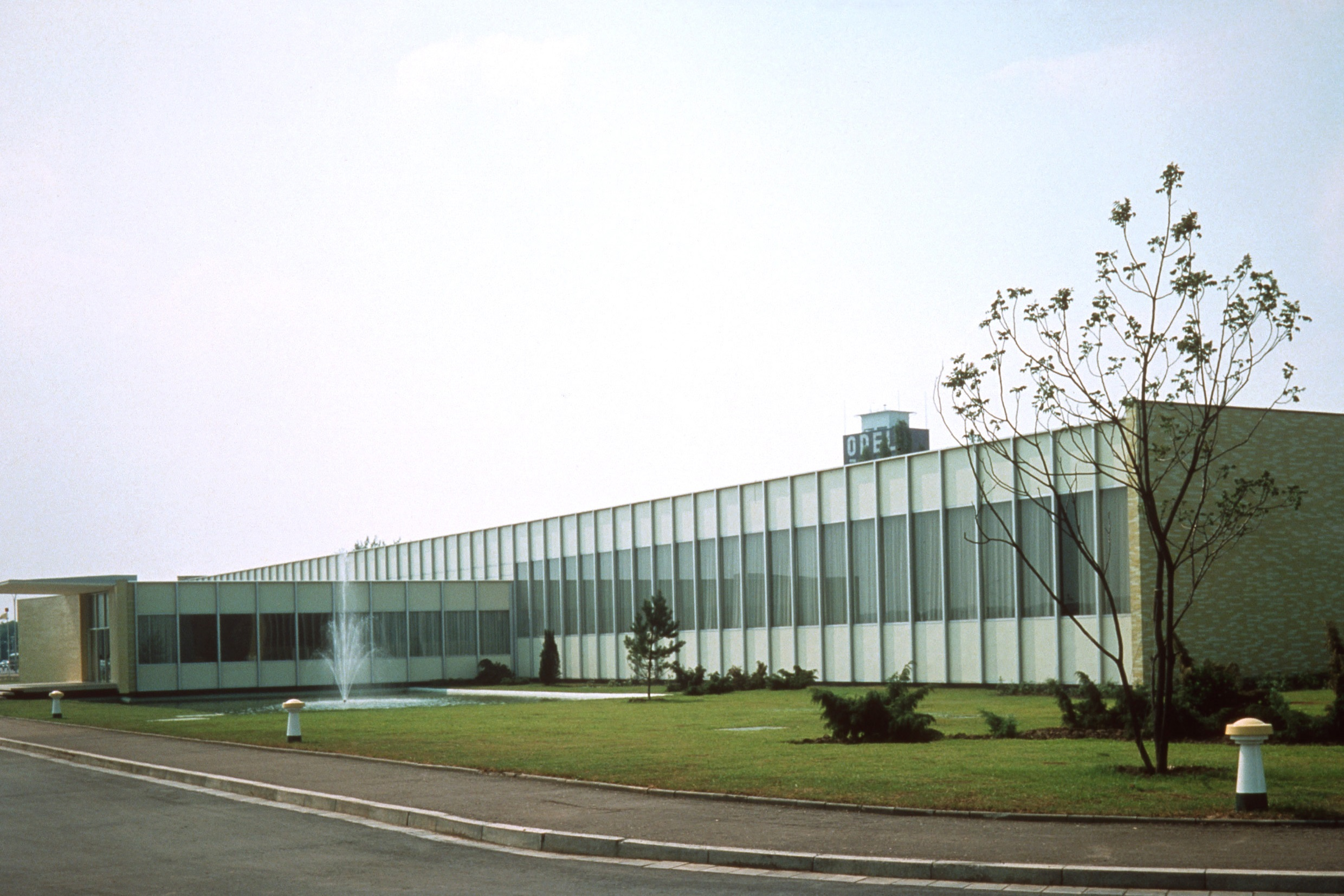 Opel Styling facility