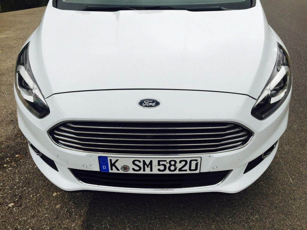 Ford S Max Kühlergrill (Large)
