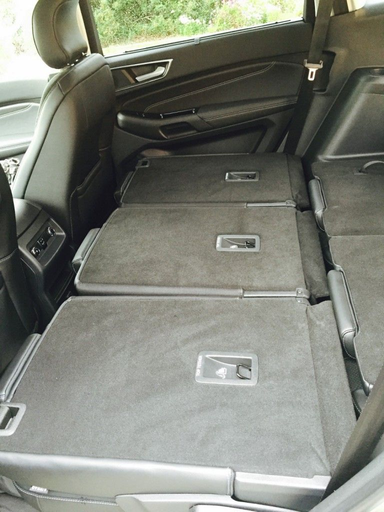 Ford S Max umgeklappte Sitze 3 (Large)