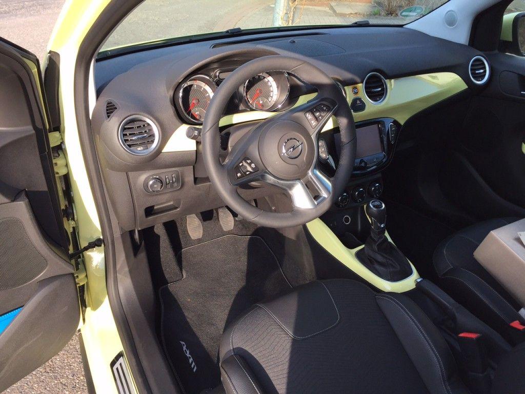 Opel Adam Lenkrad