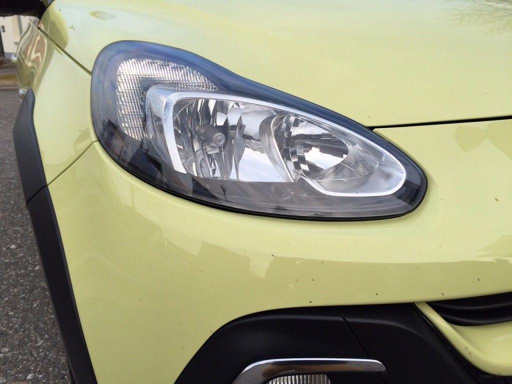 Opel Adam Licht