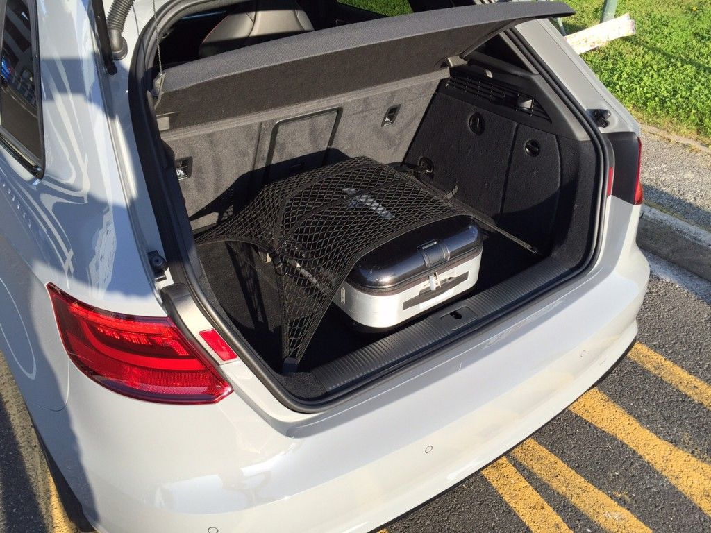 Audi RS3 Kofferraum