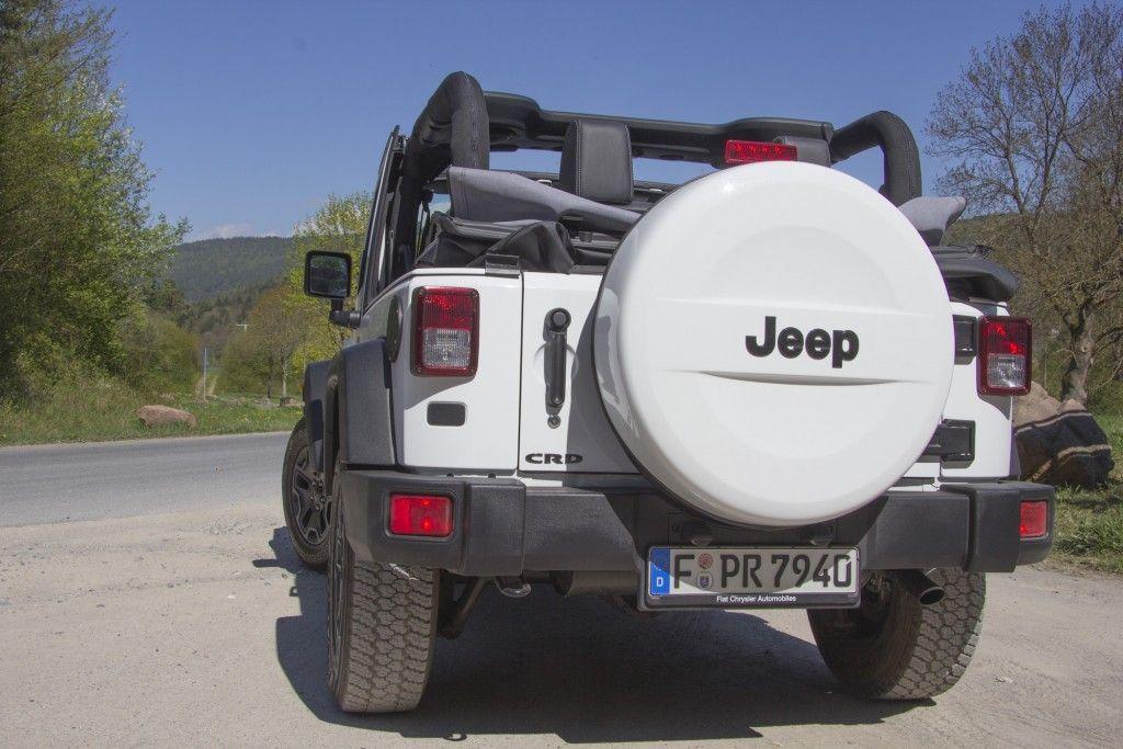Jeep Wrangler Rubicon X Heck