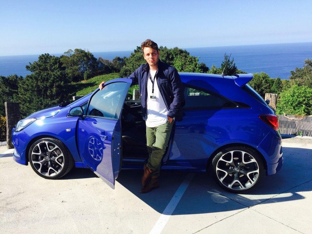Opel Corsa OPC Jan