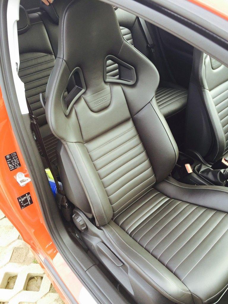 Opel Corsa OPC Sitz