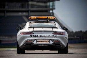 Mercedes-AMG GT S als offizielles Saftey Car der DTM 2015 Mercedes-AMG GT S as the Official Safety Car of the DTM 2015