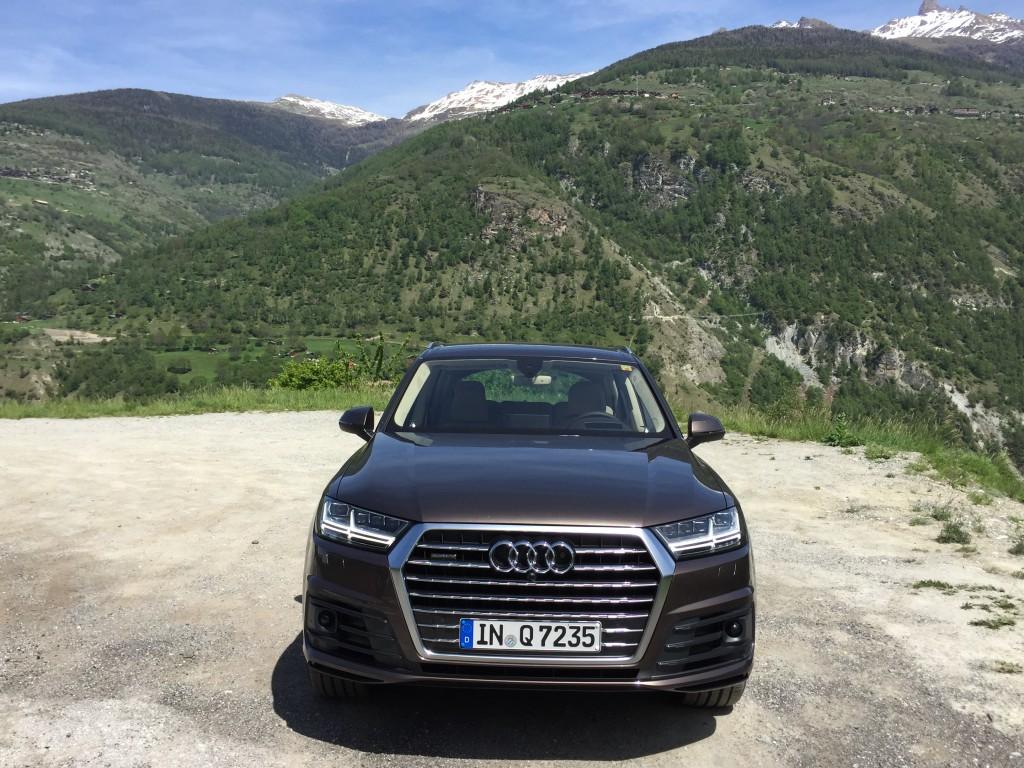 Audi Q7 brandneu