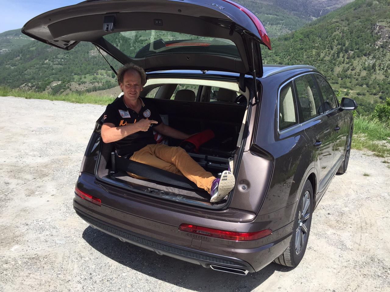 Der Neue Audi Q7 Abgespeckt Und Leichtf 252 Ssiger Der