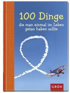 100 Dinge Buch