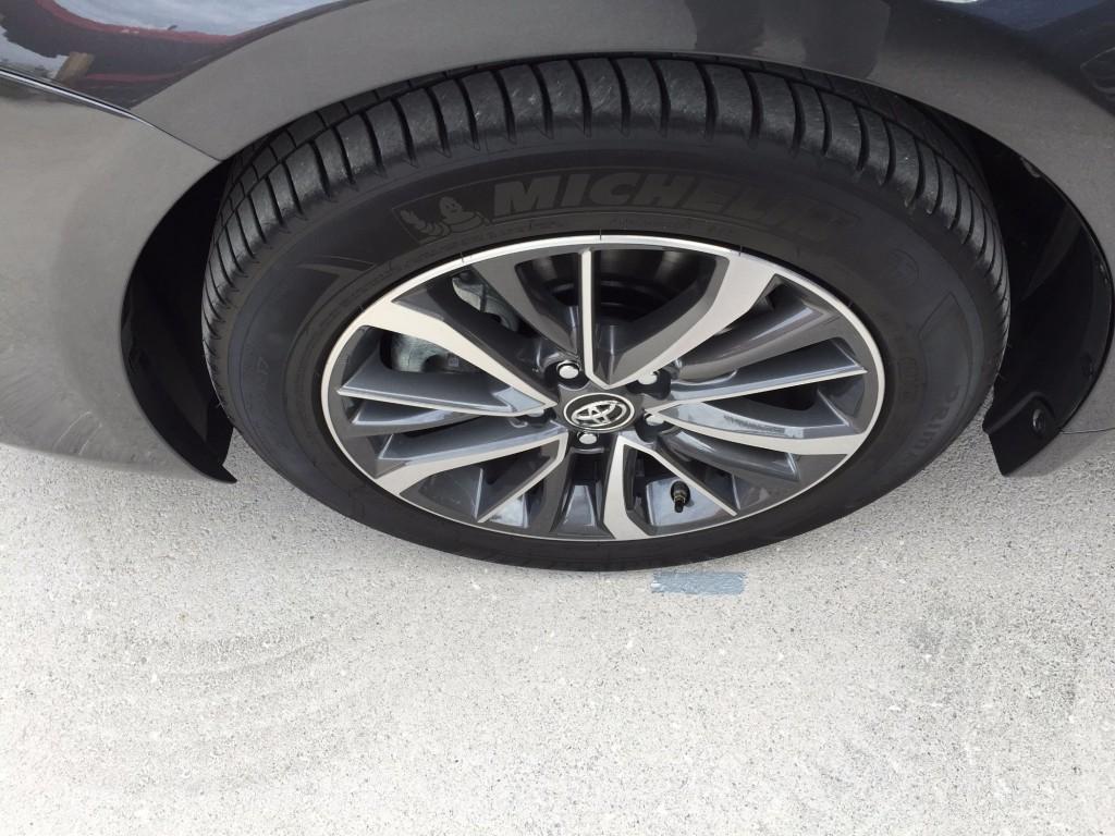 Toyota Avensis Felge  - 2015