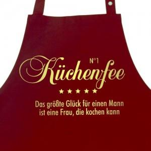 Küchenschürze