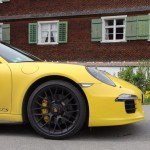 Porsche 911 GTS Spitze