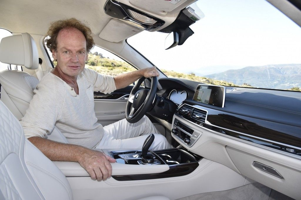 BMW 7 innen