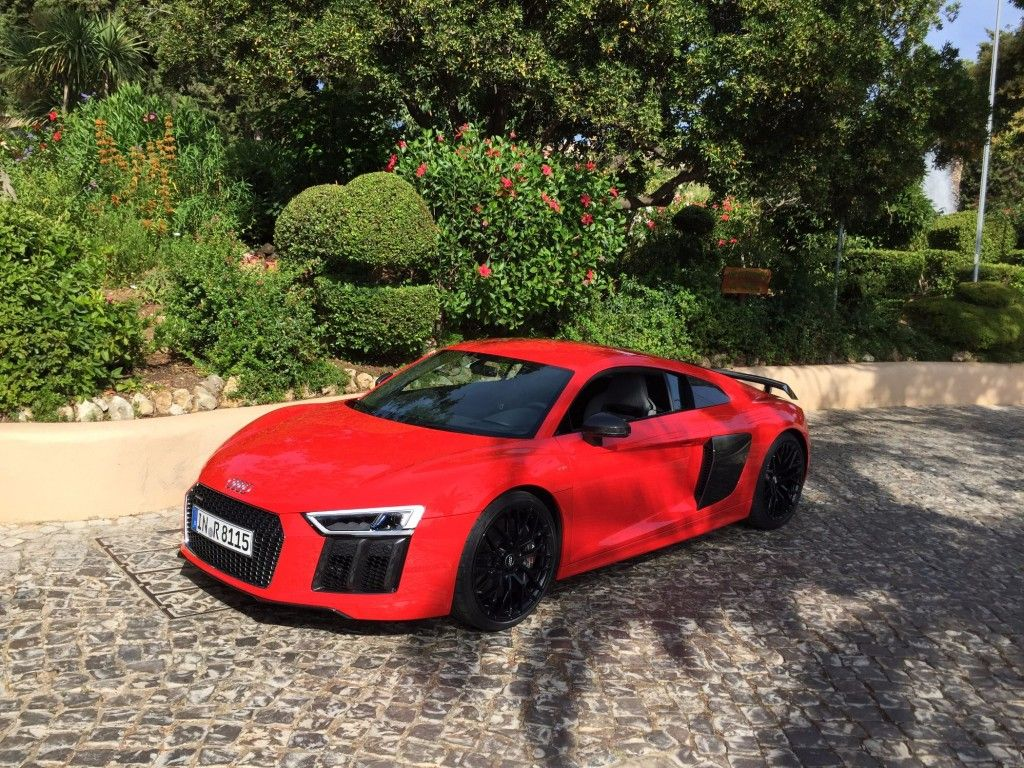Audi R 8 - 2015
