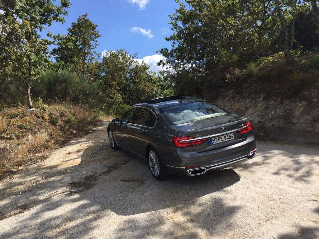 BMW 7 - 2015