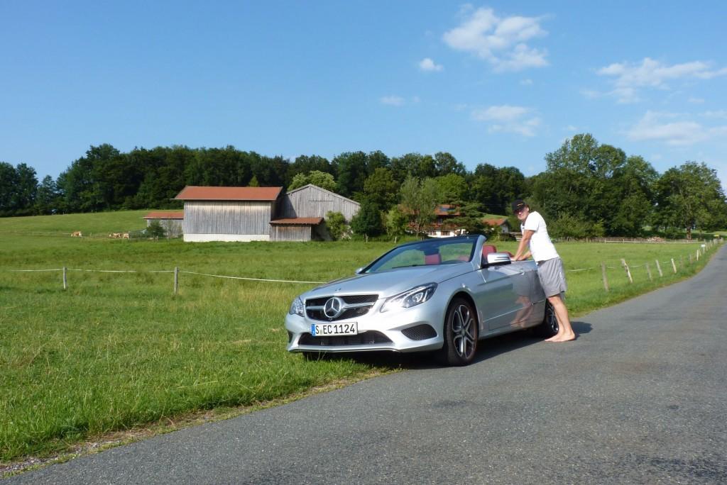 Mercedes E 350 Cabrio 2015