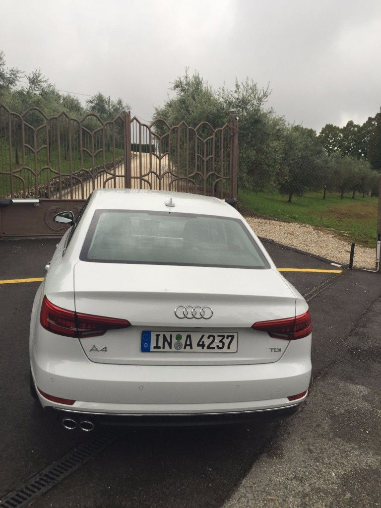 Audi A4 2015 Rückleuchten