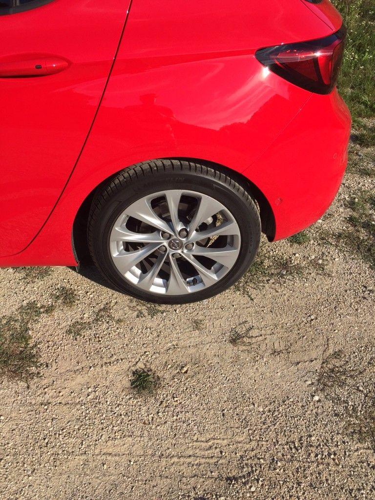 Felge Opel Astra 2015
