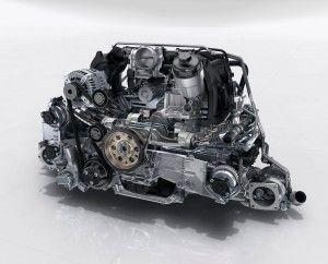 Porsche 911 Carrera S Facelift 2015 3 Liter Biturbomotor