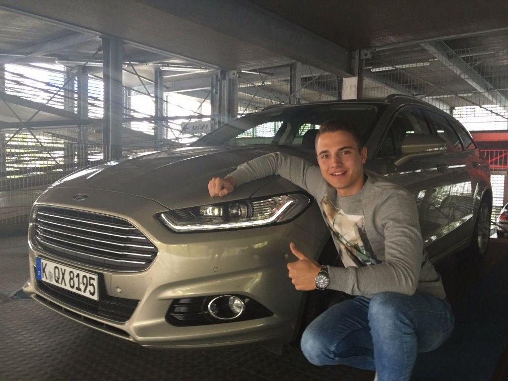 Ford Mondeo Front Tim Litterst 2015