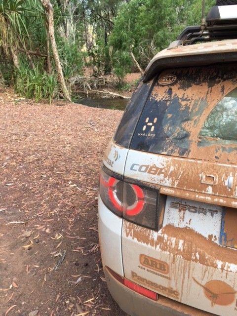 Land Rover Experience 2o15; Discovery Sport; Foto: der-Autotester.de