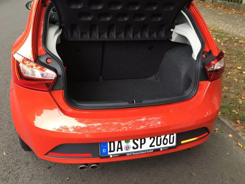 Seat Ibiza Kofferraum 2015 (18)
