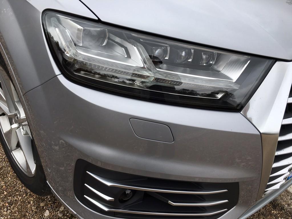 Audi Q7 Licht
